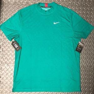 Men's Nike Dry Tiger Woods Vapor Mock Golf Polo XL